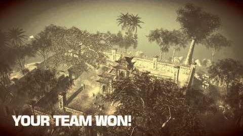 Cao Son Temple US Victory Scene