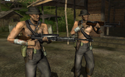 BFV VIET CONG SOLDIERS