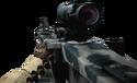 MG3 SA Winter ACOG BFBC2