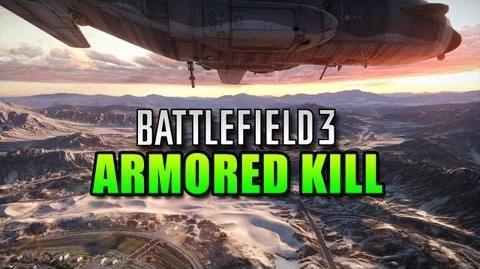 Armored Kill Details, Screenshots, AC-130 Gunship (Battlefield 3 Gameplay Commentary News)