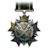 BF3 Engineer Service Medal