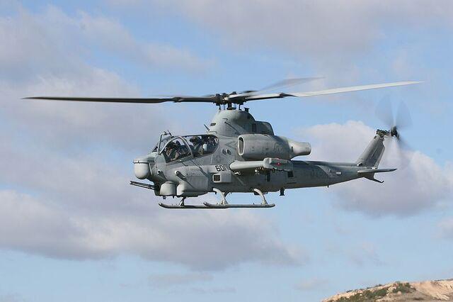 File:AH-1Z In-flight.jpg