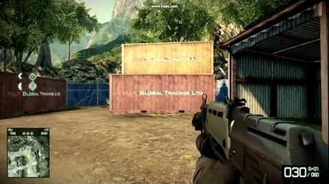 Battlefield Bad Company 2 - AEK-971