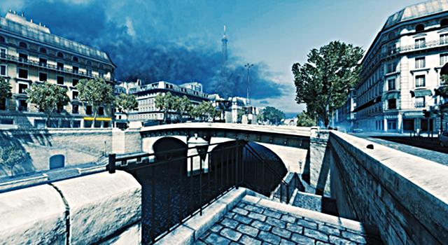 Seine Crossing - Overview