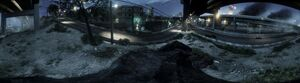 Battlefield 3 Panorama Teheran Highway