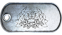 BF3 Co-Op SS10 Dog Tag