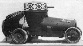 Terni Armored Car IRL