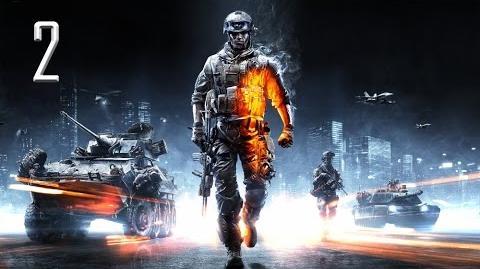 Battlefield 3 Walkthrough - Operation Swordbreaker