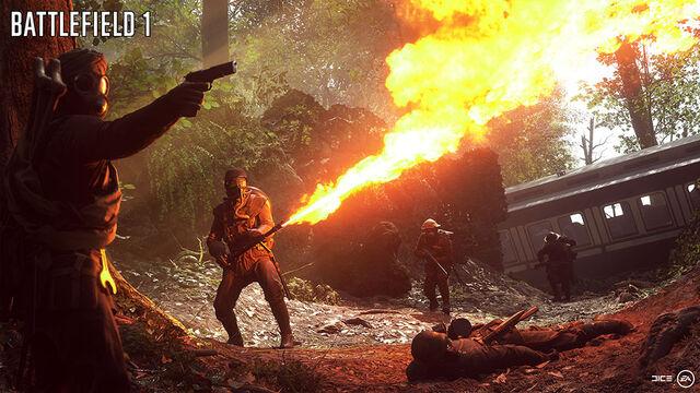 File:BF1 Flamethrower Blast.jpg
