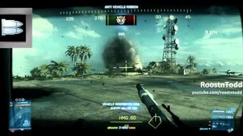 Battlefield 3 Tank Guide - Coaxial HMG