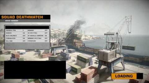 Bad Company 2 Arica Harbor Loading Theme