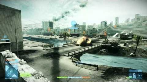 Battlefield 3 Strike At Karkand Gameplay