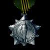 BF3 Mortar Medal