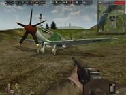 Spitfire BF1942