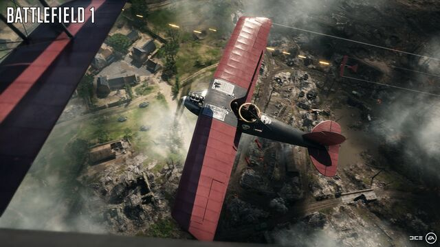 File:Bf1 biplane from biplane red.jpg