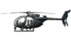AH-6J Littlebird Battlelog Icon