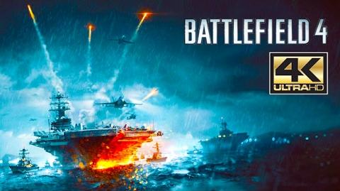 "Battlefield 4 PC- ""South China Sea"" Cinematic Walkthrough 1080p 60FPS"