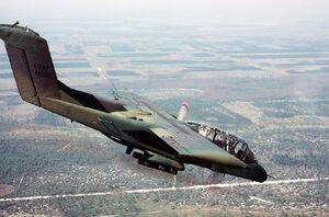 USAF OV-10 Bronco