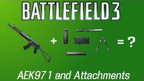 Battlefield 3 AEK 971
