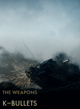 K-Bullets Codex Entry