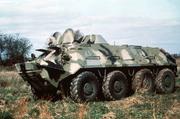 BTR-60PB front left