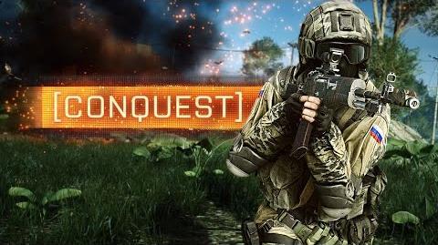 ► SQUAD CONQUEST! Battlefield 4