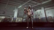 BFHL Gasmask CR3p