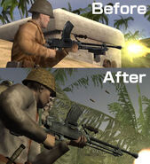 BF1942 and BFV Comparison