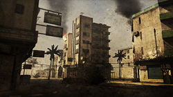 Battlefield P4F Karkand Screen