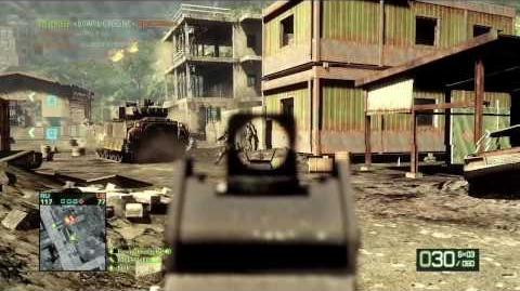 Battlefield Bad Company 2 Panama Canal Gameplay