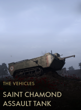 Saint Chamond Codex Entry