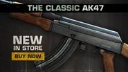 BFP4F AK-47 Poster