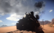 BF1 Armored Train