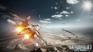 BF3 EG Air Superiority on Nebandan Flats Screenshot