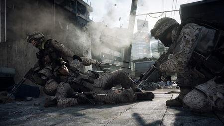 BF3 Sniper strike
