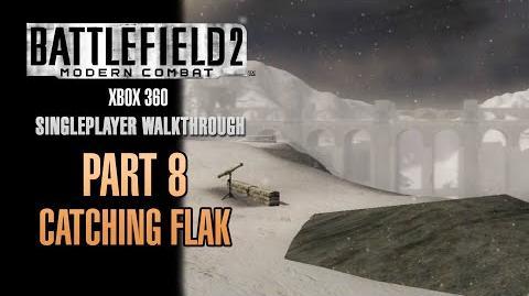 Battlefield 2 Modern Combat Walkthrough (Xbox 360) - Part 8 - Catching Flak
