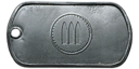 BF4 Best Support Dog Tag