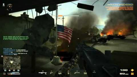Dual Commentary with Zac Lee Basra MG3 - Battlefield Play4Free