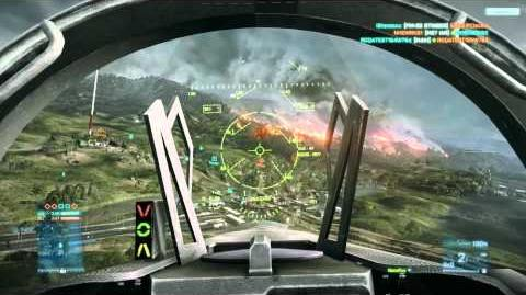 Battlefield 3 - Caspian Border Gameplay Trailer