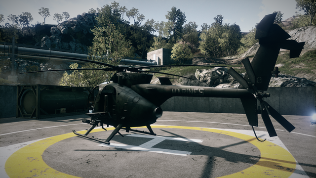 File:AH-6J Little Bird Rear.png