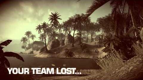 Cao Son Temple US Defeat Scene