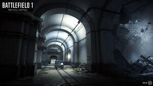 Fort Vaux Concept Art