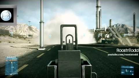 Battlefield 3 Tank Guide - IR Smoke