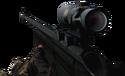 BFBC2 SV-98 4X Rifle Scope