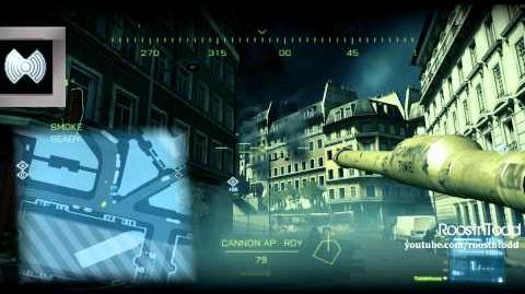 Battlefield 3 Tank Guide - Proximity Scan