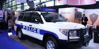 Intervention SUV