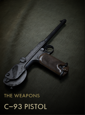 File:C-93 Pistol Codex Entry.png