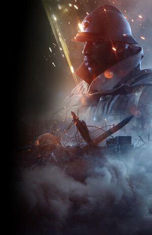 BF1 Storm of Steel Poster