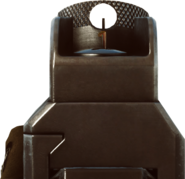 M416 iron sights BF4