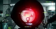 Laser Sight Player's Perspective BF3